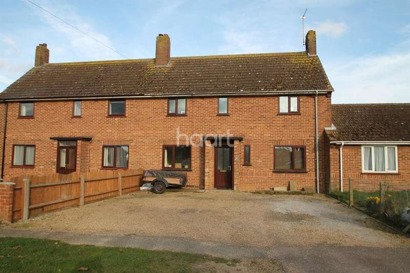 3 Bedrooms End Of Terrace House for sale in Kessingland