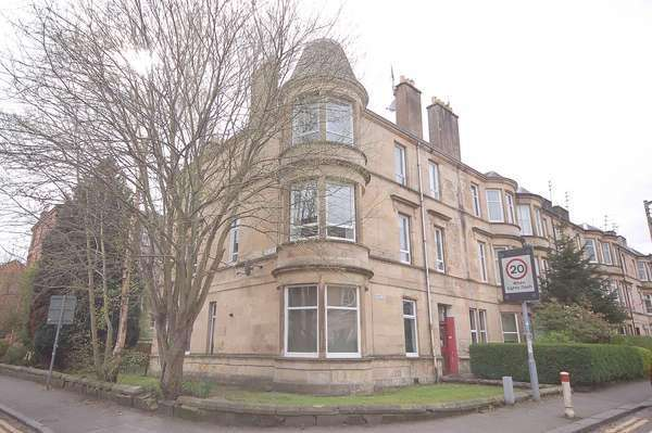 3 Bedrooms Flat for sale in 1/2, 118 Ledard Road, Glasgow, G42 9SX