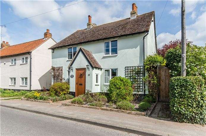 4 Bedrooms Detached House for sale in Fowlmere Road, Foxton, Cambridge