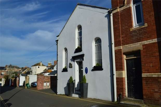 3 Bedrooms Semi Detached House for sale in Ebenezer House, Little Bicton Place, EXMOUTH, Devon