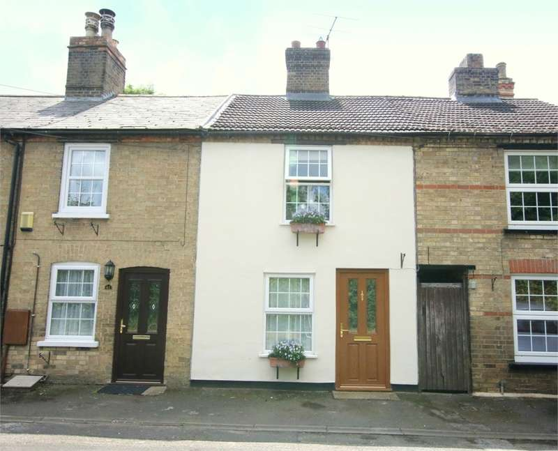 2 Bedrooms Terraced House for sale in Offord Cluny, ST NEOTS