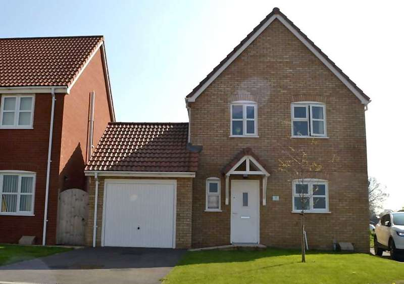 3 Bedrooms Detached House for sale in Palomino Drive, Dawnham Market