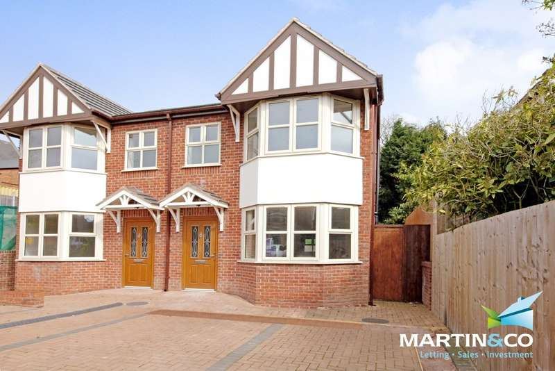 5 Bedrooms Semi Detached House for sale in Portland Road, Edgbaston, B16