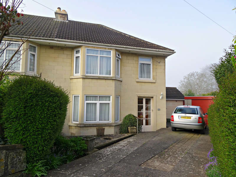 3 Bedrooms Semi Detached House for sale in Elm Grove, Lower Swainswick, Bath