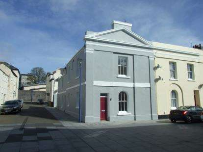 4 Bedrooms End Of Terrace House for sale in Stonehouse, Plymouth, Devon