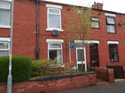 2 Bedrooms Terraced House for sale in Cornwall Street, Warrington, Cheshire, WA1