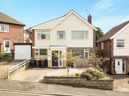 5 Bedrooms Detached House for sale in Spinney Rise, Toton, Nottingham, .