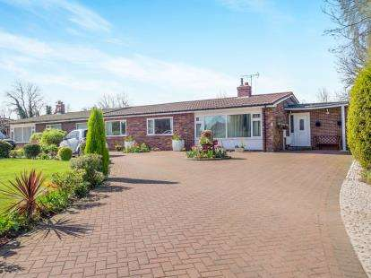 5 Bedrooms Bungalow for sale in Jasper Close, Radcliffe-On-Trent, Nottingham, Nottinghamshire