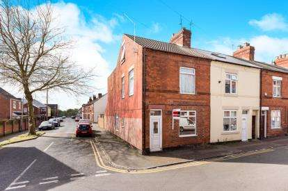 4 Bedrooms End Of Terrace House for sale in St. Michaels Street, Sutton-In-Ashfield, Nottinghamshire, Notts