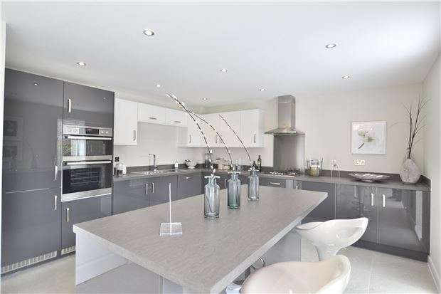 4 Bedrooms Detached House for sale in Cotswold Chase, Green Street, Brockworth, GLOUCESTER, GL3 4LT