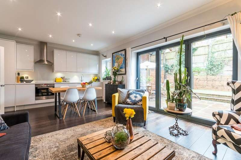 2 Bedrooms Flat for sale in Upland Road Dulwich SE22