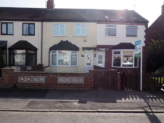 2 Bedrooms House for sale in St Nicholas Avenue, Hessle High Road, Hull, HU4 7AJ