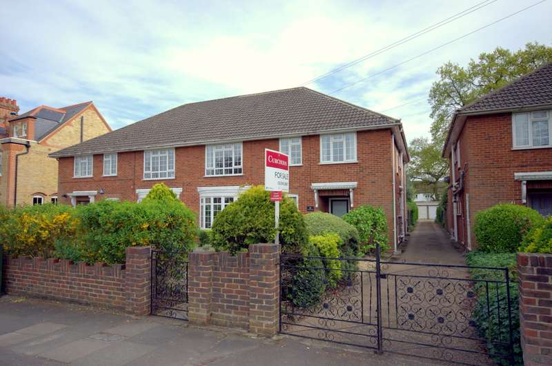 3 Bedrooms Maisonette Flat for sale in New Malden