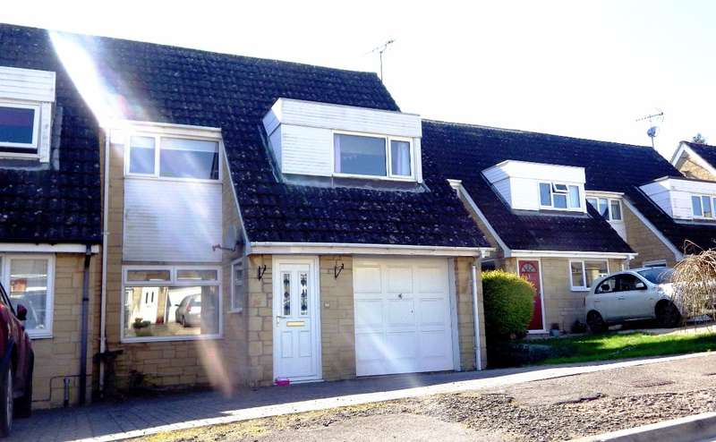 3 Bedrooms Semi Detached House for sale in Thessaly Road, Cirencester