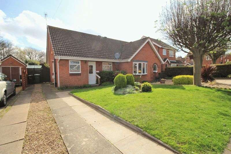 1 Bedroom Semi Detached Bungalow for sale in Meadow Park Road, Stourbridge