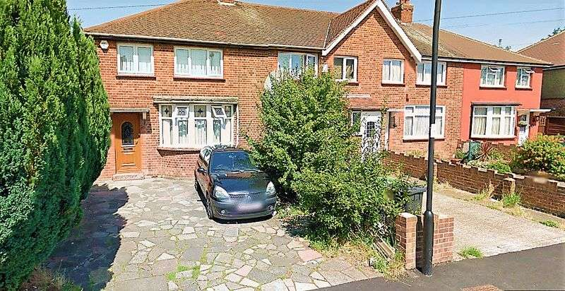 4 Bedrooms Terraced House for sale in Mansfield Close, Edmonton N9