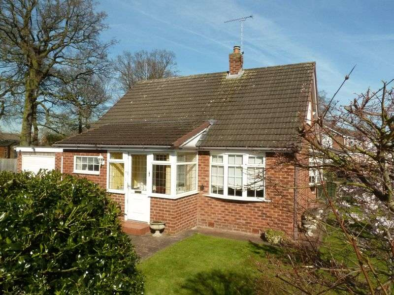 3 Bedrooms Detached House for sale in Braemar Close, Wistaston, Nr Nantwich