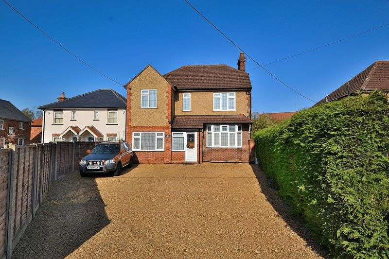 4 Bedrooms Detached House for sale in Woburn Road, Heath and Reach