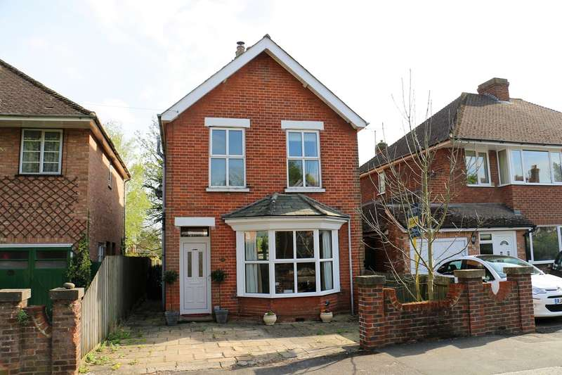 3 Bedrooms Detached House for sale in Richmond Road, Basingstoke, RG21