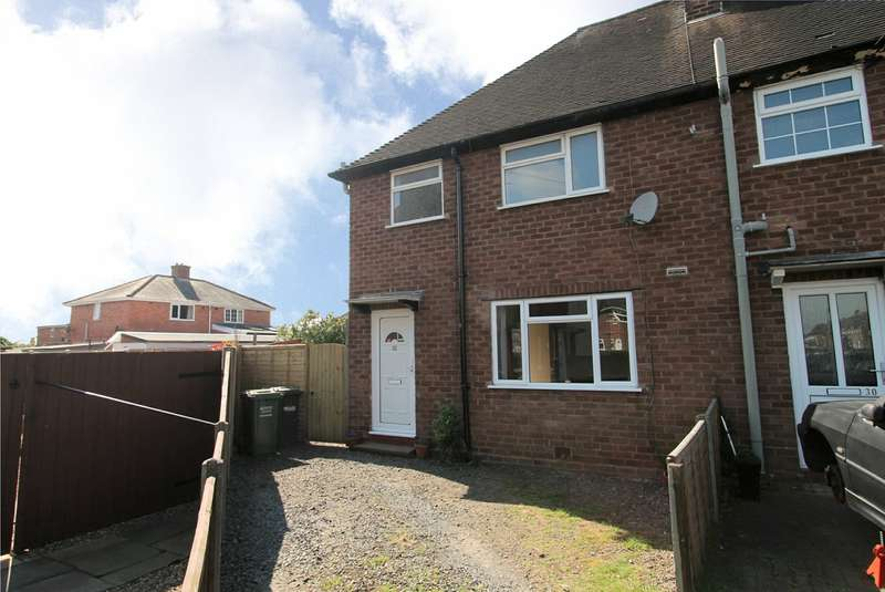 3 Bedrooms End Of Terrace House for sale in North Road, Stourport-on-Severn, DY13