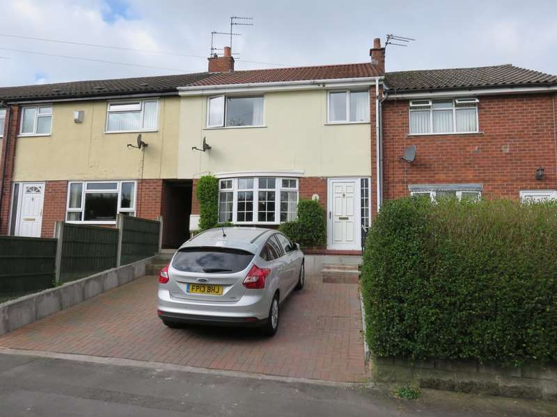 3 Bedrooms Town House for sale in Duke Street, Biddulph