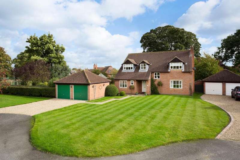 5 Bedrooms House for sale in Sutton Park, Sutton upon Derwent, York