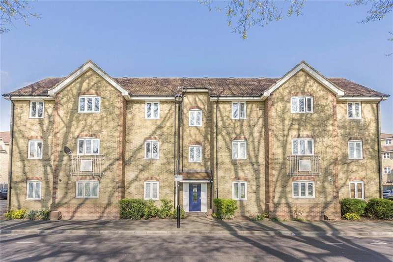 2 Bedrooms Flat for sale in Lee Conservancy Road, London, E9