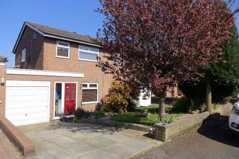 3 Bedrooms Semi Detached House for sale in WESTBANK ROAD, LOSTOCK, BOLTON, BL6 4HE.