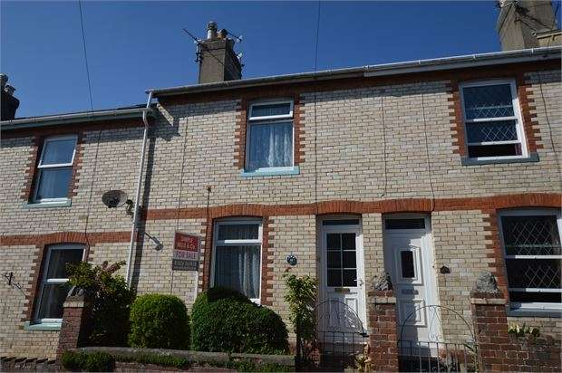 3 Bedrooms Terraced House for sale in Netley Road, Knowles Hill, Newton Abbot, Devon. TQ12 2NG