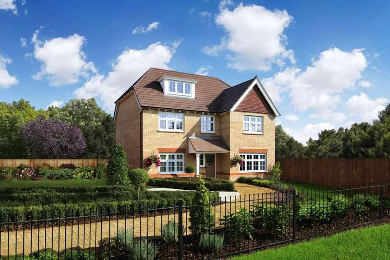 5 Bedrooms Detached House for sale in Goudhurst Road, Marden, Tonbridge, TN12