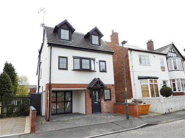 5 Bedrooms Detached House for sale in Eastbourne Street, Butts, Walsall