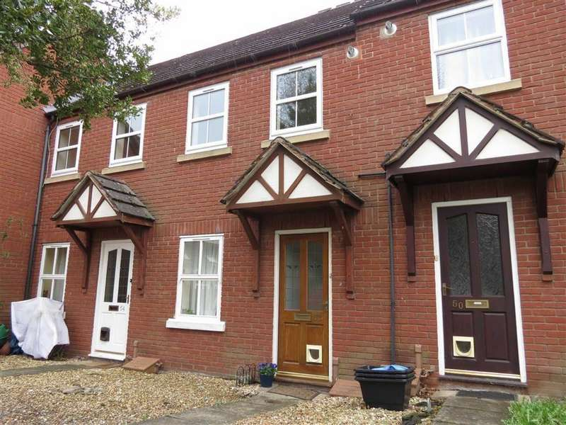 2 Bedrooms Flat for sale in Coldridge Drive, Herongate, Shrewsbury, Shropshire