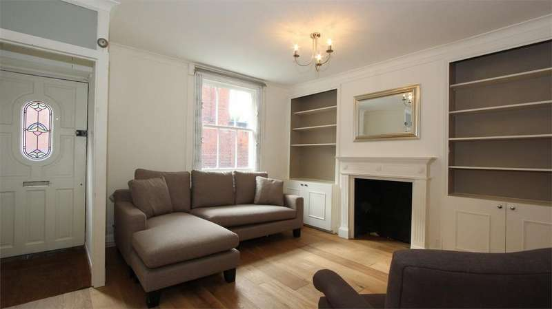 2 Bedrooms Terraced House for rent in Boston Place, Marylebone, London