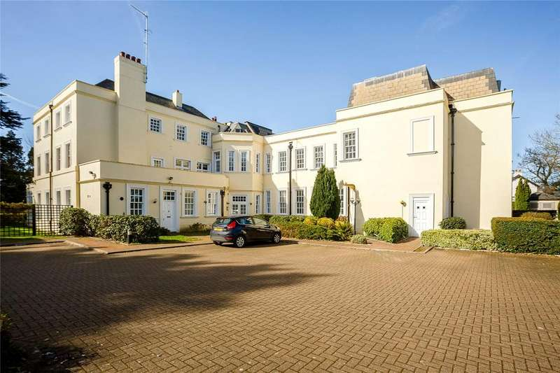 2 Bedrooms Flat for sale in Highfield Hall, Highfield Lane, St. Albans, Hertfordshire