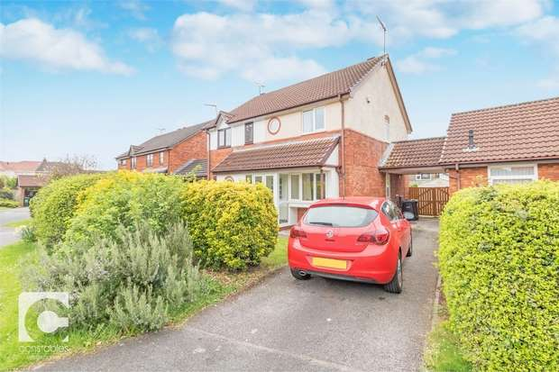 2 Bedrooms Semi Detached House for sale in Rydal Close, Little Neston, Neston, Cheshire