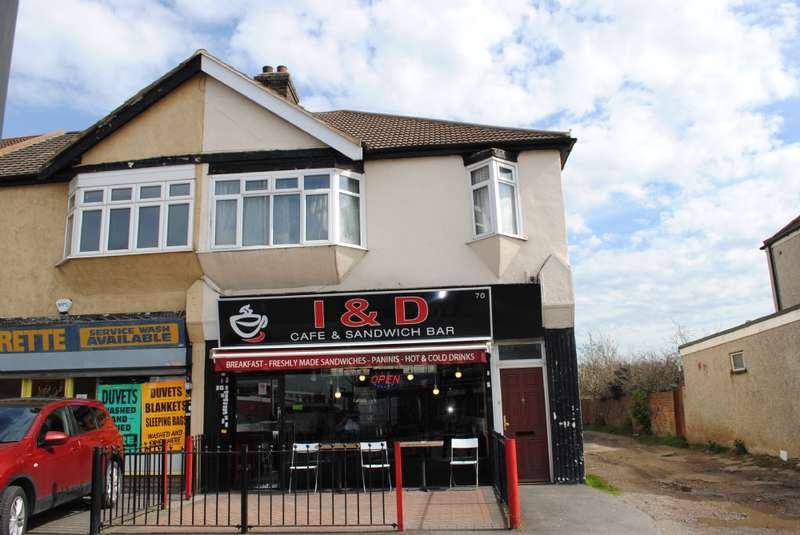 3 Bedrooms Commercial Property for sale in Rainham Road, Rainham