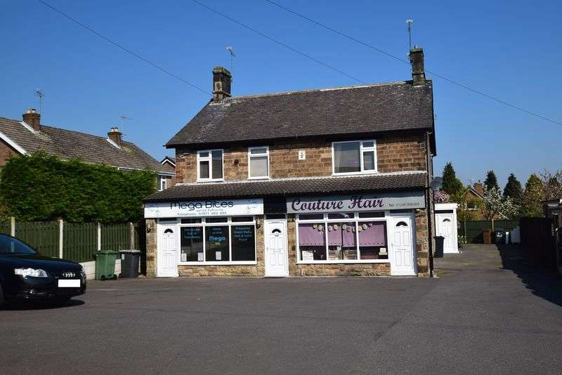 Property for sale in Queen Victoria Road, Tupton