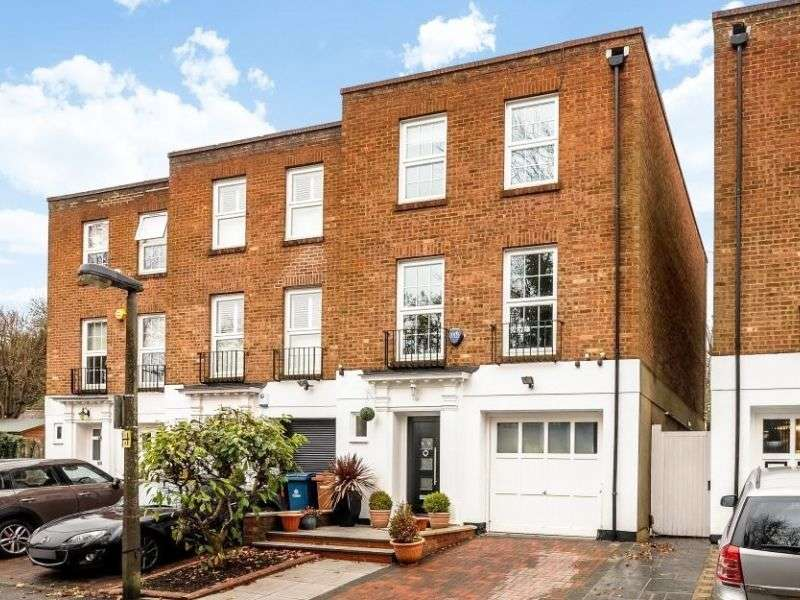 5 Bedrooms Terraced House for sale in Tudor Well Close, Stanmore