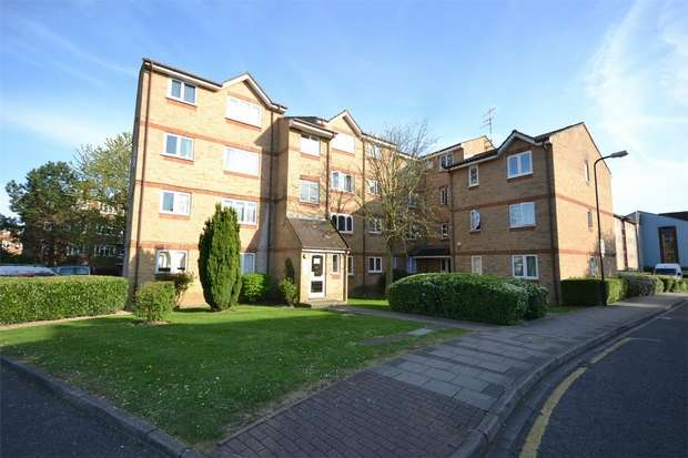 1 Bedroom Flat for sale in Brewery Close, WEMBLEY, Middlesex