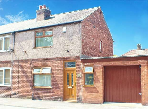 3 Bedrooms End Of Terrace House for sale in Brook Street, Whiston, Prescot, Merseyside