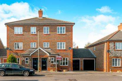 4 Bedrooms Semi Detached House for sale in Bowmont Water, Didcot, Oxfordshire, United Kingdom