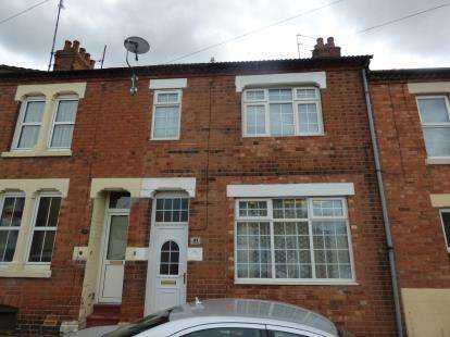 3 Bedrooms Terraced House for sale in Norfolk Street, Semilong, Northampton, Northamptonshire