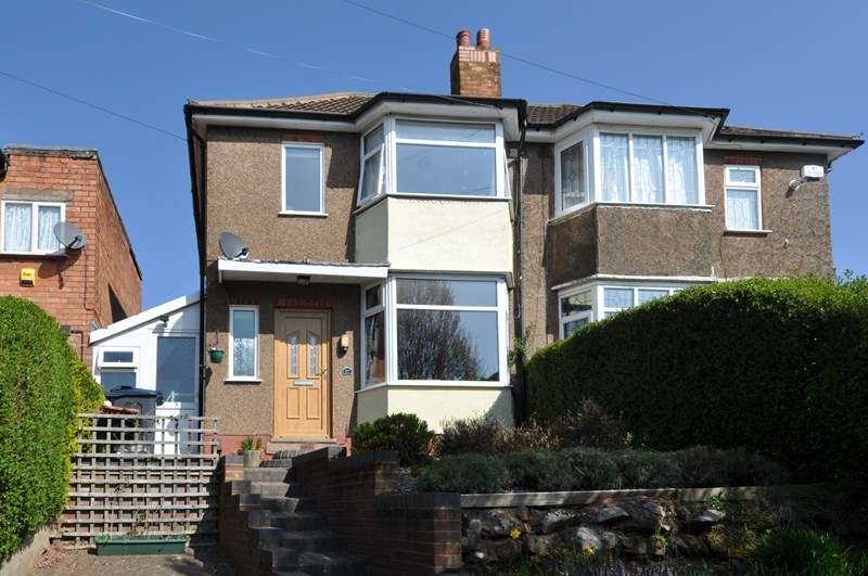 2 Bedrooms Semi Detached House for sale in West Park Avenue, Northfield, Birmingham