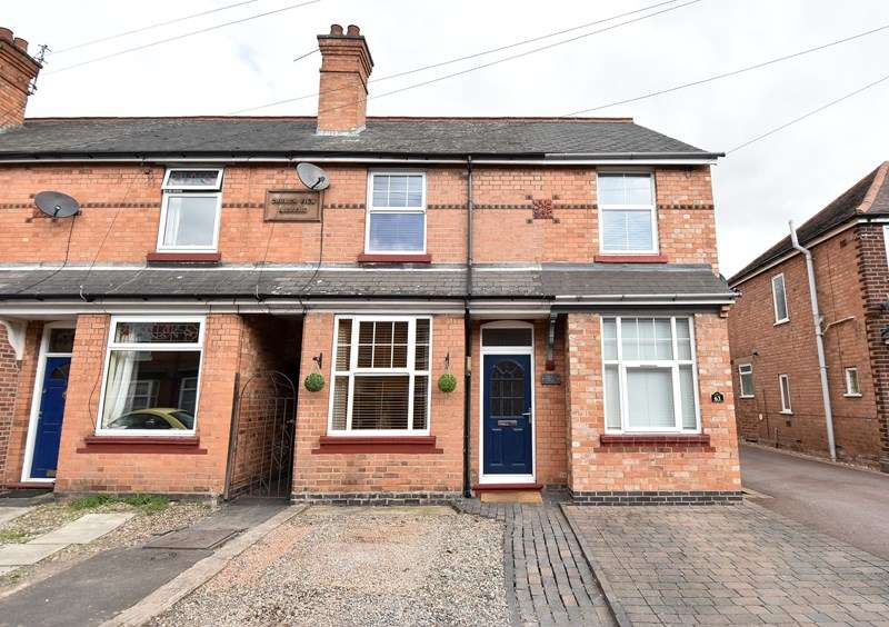 2 Bedrooms Terraced House for sale in All Saints Road, Bromsgrove