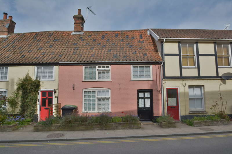 2 Bedrooms Terraced House for sale in Broad Street, Harleston