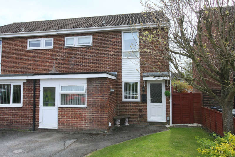 3 Bedrooms Semi Detached House for sale in Foresters Park Road, Melksham