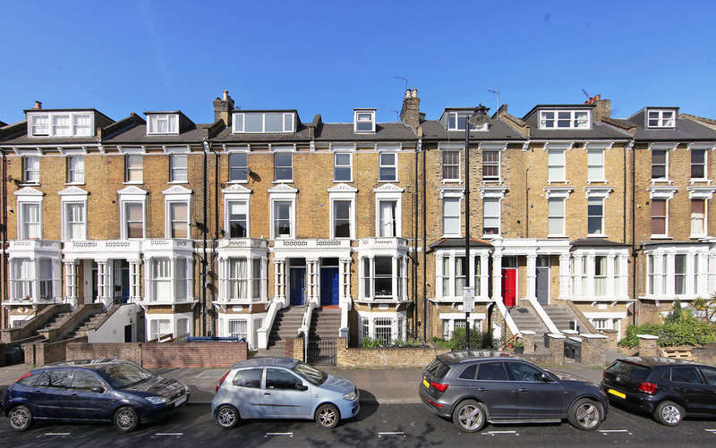 1 Bedroom Flat for sale in Petherton Road,N5 2RS