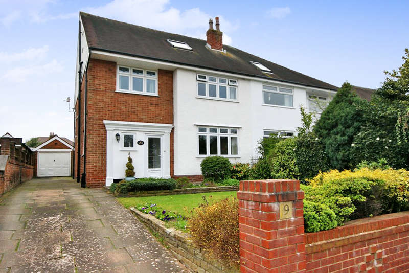 4 Bedrooms Semi Detached House for sale in Dunster Road, Birkdale, Southport