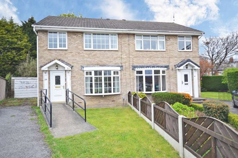 3 Bedrooms Semi Detached House for sale in Cliff Street, Wakefield