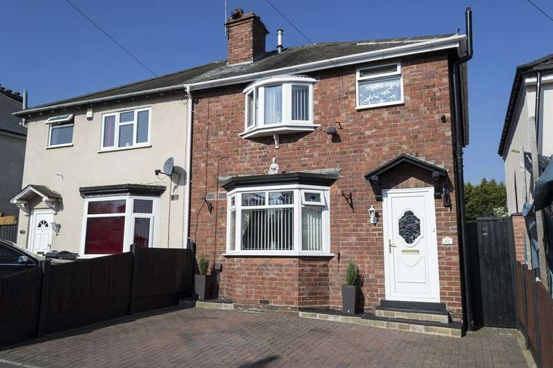 3 Bedrooms Semi Detached House for sale in Princes Road, Oldbury